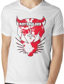 RATZRULE23 Mens V-Neck T-Shirt