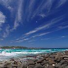 Deep South Ocean Coastline WA East of Peaceful Bay by jeffbphotos