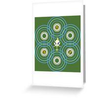 CELEBI ~ TIME Greeting Card
