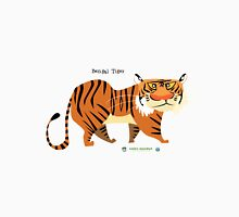 Bengal Tiger caricature Unisex T-Shirt
