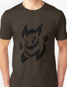 pokemon gengar haunter gastly anime manga shirt T-Shirt