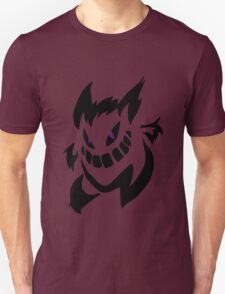 pokemon gengar haunter gastly anime manga shirt T-Shirt