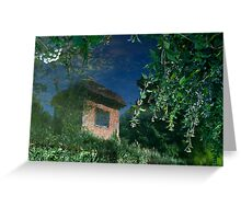 The Summer House Greeting Card
