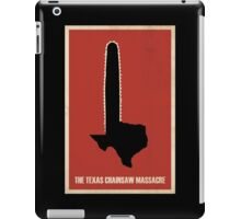 Texas Chainsaw, Massacre iPad Case/Skin
