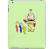 Invader From Beyond Hocotate iPad Case/Skin
