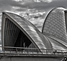 "Sydney ""Sails""  by EblePhilippe"
