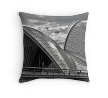 "Sydney ""Sails""  Throw Pillow"