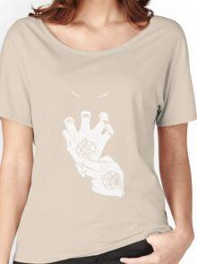 fullmetal alchemist brotherhood roy mustang anime manga shirt Women's Relaxed Fit T-Shirt