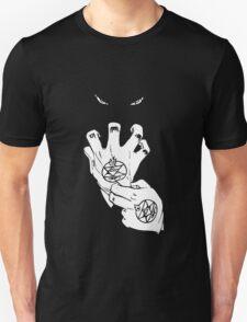 fullmetal alchemist brotherhood roy mustang anime manga shirt T-Shirt