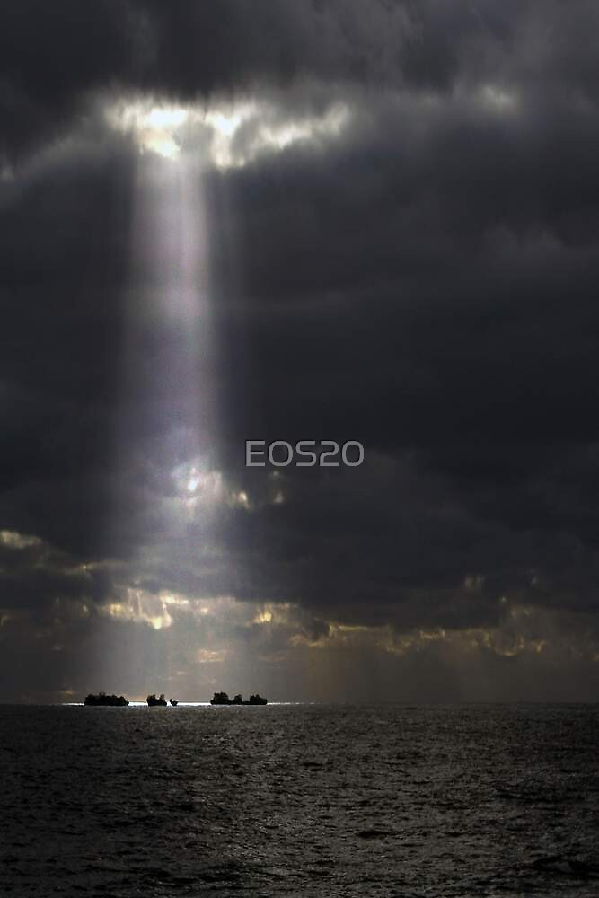 Let The Light Shine Down  by EOS20