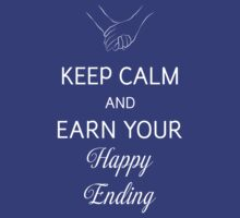 Earn Your Happy Ending by Daniel Bevis