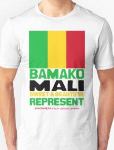 Bamako, Mali, represent T-Shirt
