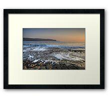 Doolin Beach Sunset, County Clare, Ireland Framed Print