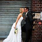 Wedding - Scott and Margaret, outside by Daniel Peut