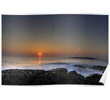 Doolin Beach Sunset, County Clare, Ireland Poster