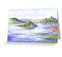 Stoco Lake Tweed Ontario Greeting Card