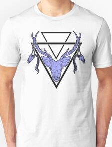 Triangle Deer H 2 T-Shirt