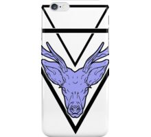 Triangle Deer H 2 iPhone Case/Skin