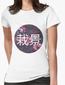 Saikei - Stay LOFI Womens Fitted T-Shirt