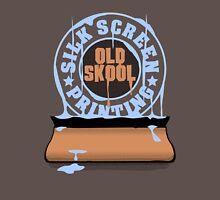 Silk Screen Printing - Old Skool Unisex T-Shirt