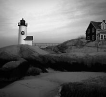 Annisquam Light 2 by Kahn