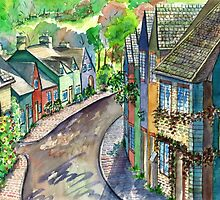 European Village by mleboeuf