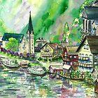 Austrian Village by mleboeuf