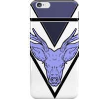 Triangle Deer iPhone Case/Skin