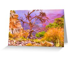 Paint Me Grand Greeting Card