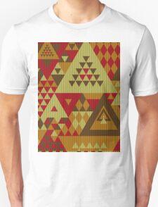 Triangulon - Rustic T-Shirt