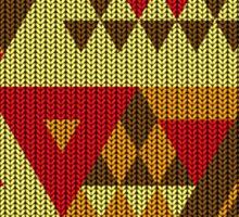 Triangulon - Rustic Sticker