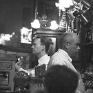 Harry's NY Bar by Virginia Kelser Jones