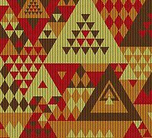 Triangulon - Rustic by SquareDog