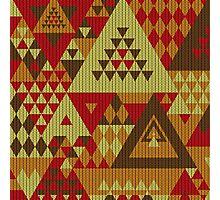 Triangulon - Rustic Photographic Print