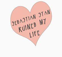 Sebastian Stan ruined my life Unisex T-Shirt
