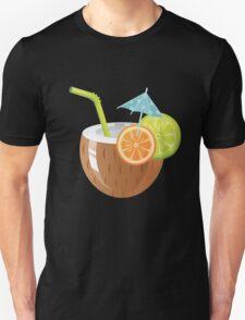 Coconut drink Unisex T-Shirt