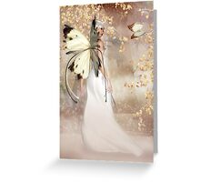 Any Ocasion Fairy Greeting Card - The Spirit Of Dawn Greeting Card