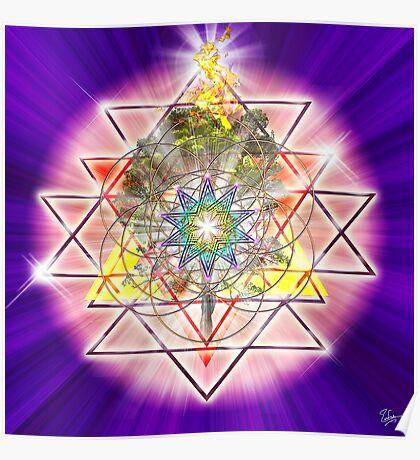 Sacred Geometry 39 Poster