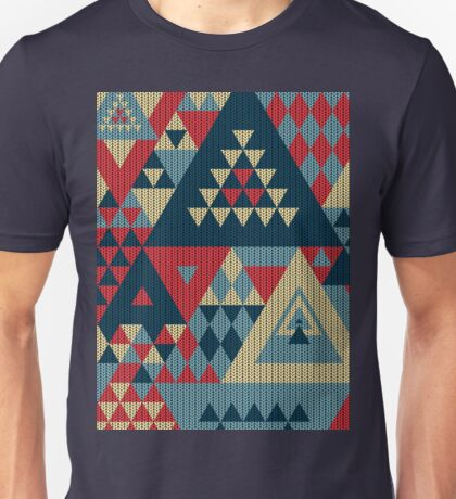 Triangulon - Pop Unisex T-Shirt