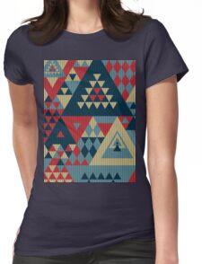Triangulon - Pop Womens Fitted T-Shirt