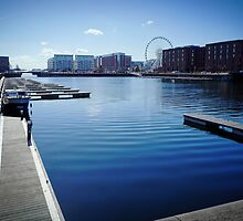 Liverpool Docks by AndrewBerry