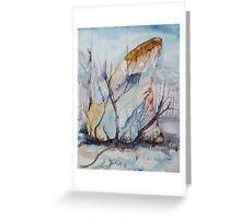 The Stillness of Life Greeting Card