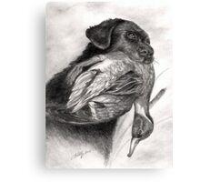 Duck Season Canvas Print