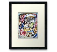 Spam No. 1 Framed Print
