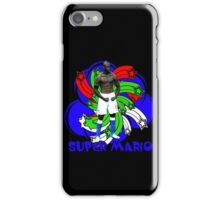 Super Mario Balotelli iPhone Case/Skin