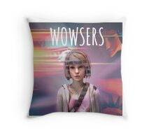 WOWSERS Throw Pillow