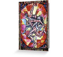 'Enlightenment' Greeting Card