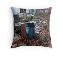 Autumn Programming Throw Pillow