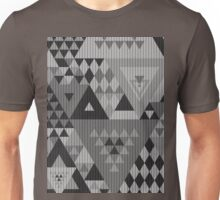 Triangulon - Grey Unisex T-Shirt