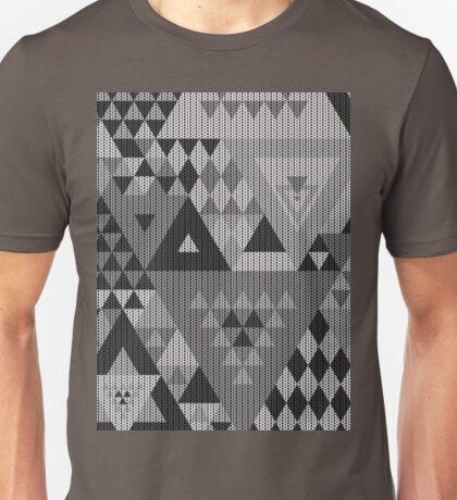 Triangulon - Grey Unisex T-Shirt